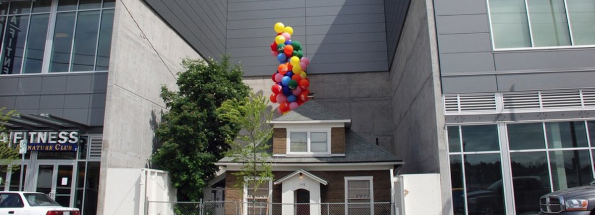 "La Historia Real de la Película ""Up"""